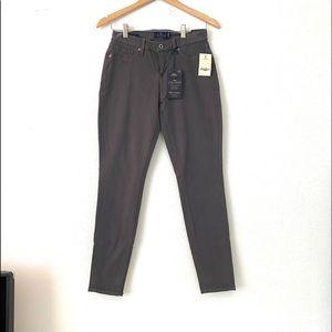 NWT Lucky Brand Sofia Skinny Grey Ash Jeans